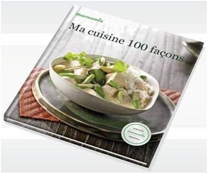 pi ces d tach es vorwerk pour thermomix kobold livre de recette ma cuisine 100 fa ons. Black Bedroom Furniture Sets. Home Design Ideas