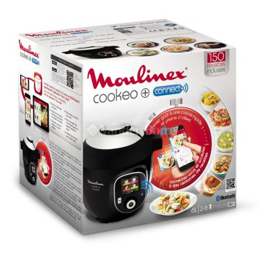 Multicuiseur COOKEO connect + Moulinex 6l*