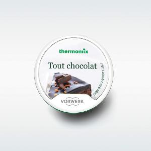clef recette tout chocolat pour robot vorwerk thermomix tm5. Black Bedroom Furniture Sets. Home Design Ideas