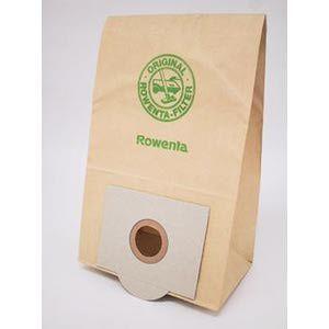 sacs aspirateur papier x rowenta cx